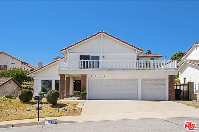1324 Cuesta Way, Montebello, CA 90640 (#19468248) :: Paris and Connor MacIvor