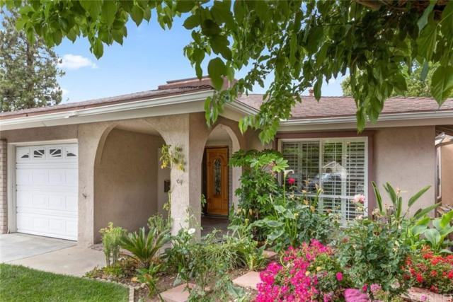 18901 Circle Of The Oaks, Newhall, CA 91321 (#SR19094900) :: Paris and Connor MacIvor