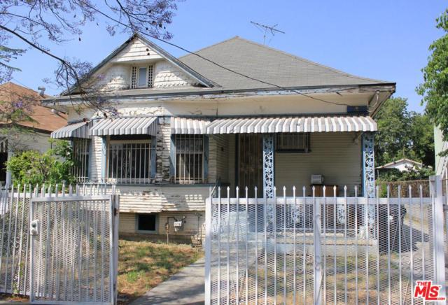 627 E 28TH Street, Los Angeles (City), CA 90011 (#19466108) :: The Parsons Team