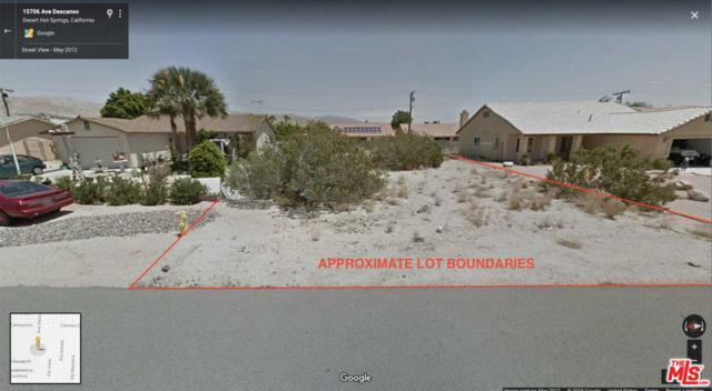 0 Avenida Descanso, Desert Hot Springs, CA 92240 (#19468236) :: Paris and Connor MacIvor
