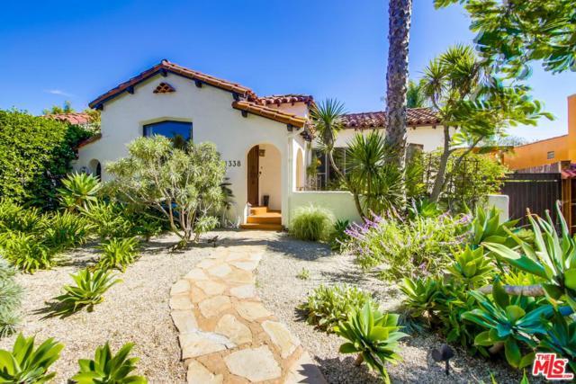 1338 S Sierra Bonita Avenue, Los Angeles (City), CA 90019 (#19468212) :: The Agency