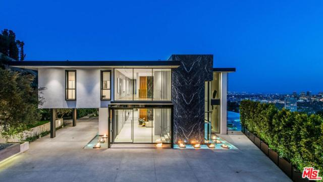 1677 N Doheny Drive, Los Angeles (City), CA 90069 (#19468196) :: The Parsons Team