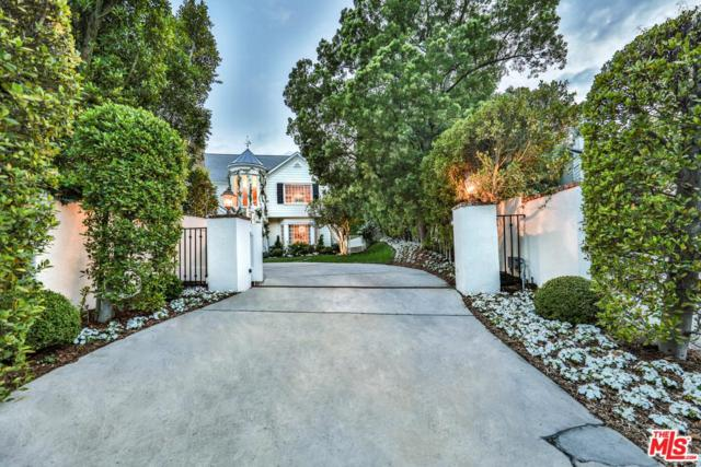 12097 Summit Circle, Beverly Hills, CA 90210 (#19464008) :: The Parsons Team