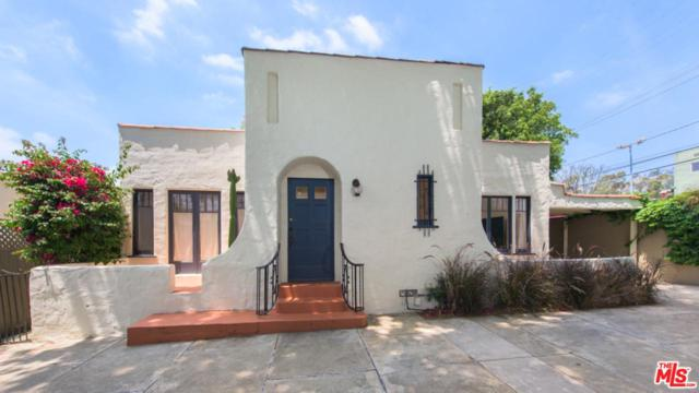 1039 Havenhurst Drive, West Hollywood, CA 90046 (#19468304) :: The Agency