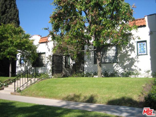 522 N Alta Vista #4, Los Angeles (City), CA 90036 (#19468370) :: The Agency