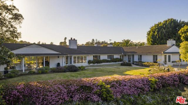 1045 Via Tranquila, Santa Barbara, CA 93110 (#19468452) :: Paris and Connor MacIvor