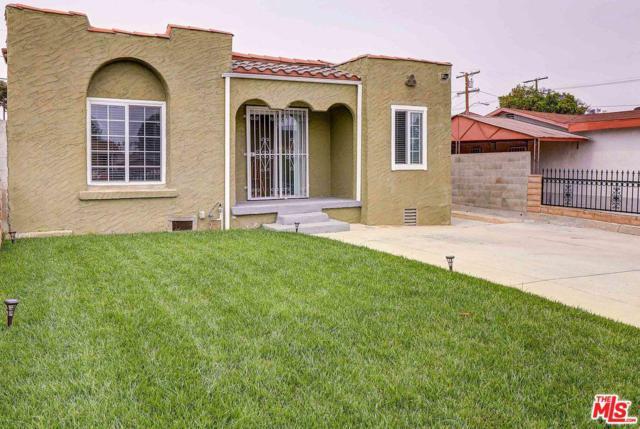741 E 67TH Street, Inglewood, CA 90302 (#19468476) :: PLG Estates
