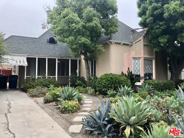 140 S Gardner Street, Los Angeles (City), CA 90036 (#19468286) :: Paris and Connor MacIvor