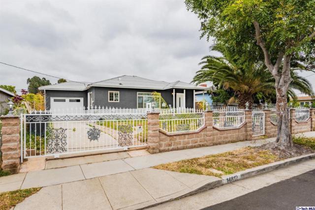 14812 S Denker Avenue, Gardena, CA 90247 (#319001983) :: Fred Howard Real Estate Team