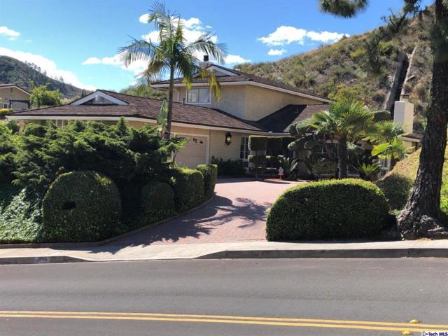 1536 Sunshine Drive, Glendale, CA 91208 (#319002012) :: Fred Howard Real Estate Team