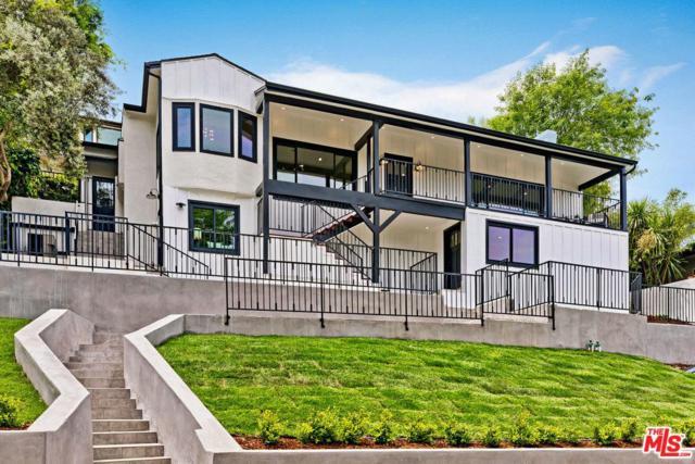 3410 N North Knoll Drive, Los Angeles (City), CA 90068 (#19466586) :: Paris and Connor MacIvor