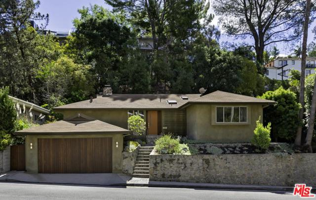 3100 N Beachwood Drive, Los Angeles (City), CA 90068 (#19467048) :: Paris and Connor MacIvor