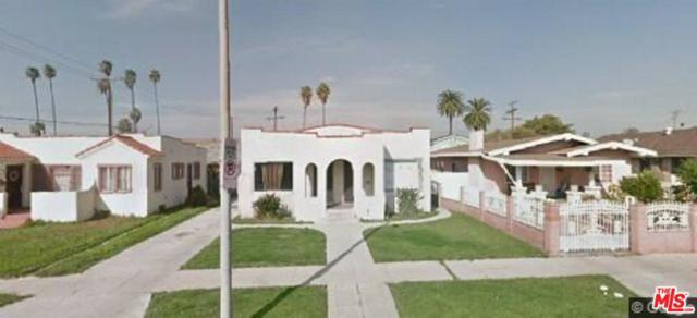 1551 W 51ST Place, Los Angeles (City), CA 90062 (#19468582) :: Paris and Connor MacIvor