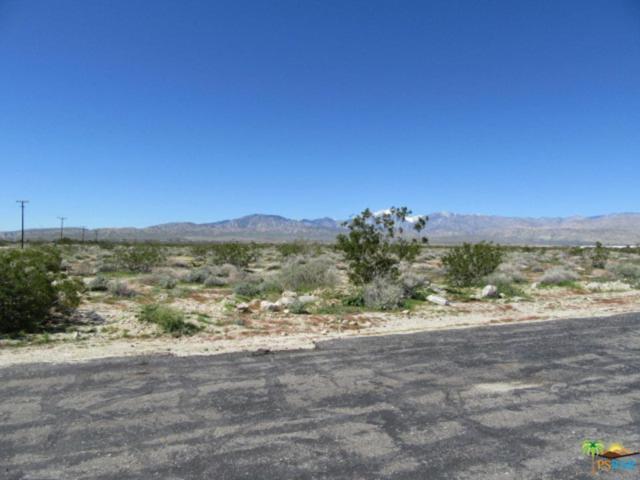 0 Dave Avenue, Desert Hot Springs, CA 92240 (#19468780PS) :: Paris and Connor MacIvor
