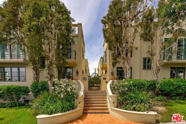 1128 Princeton Street #6, Santa Monica, CA 90403 (#19467920) :: Paris and Connor MacIvor