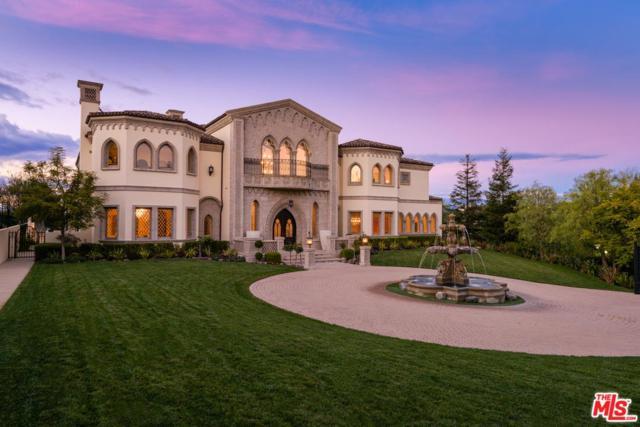 9 Beverly Ridge Terrace, Beverly Hills, CA 90210 (#19468944) :: Paris and Connor MacIvor