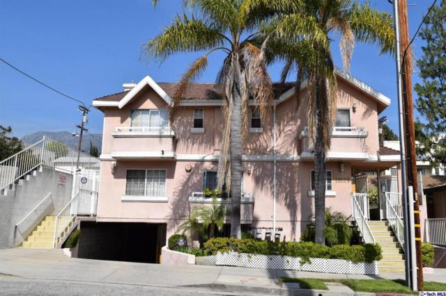 10128 Hillhaven Avenue #108, Tujunga, CA 91042 (#319002010) :: Fred Howard Real Estate Team
