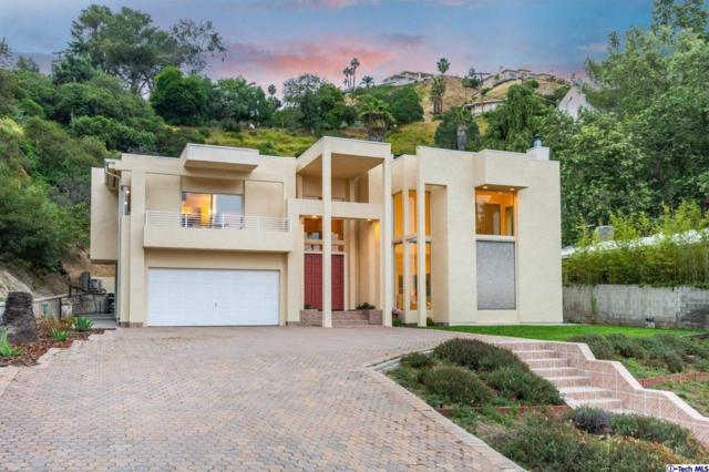 1520 Ridgeview Drive, Glendale, CA 91207 (#319001894) :: Fred Howard Real Estate Team