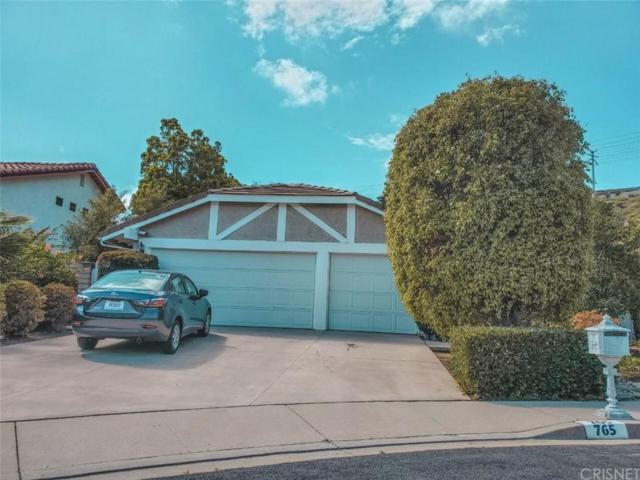 765 Rushing Creek Place, Thousand Oaks, CA 91360 (#SR19118860) :: Paris and Connor MacIvor