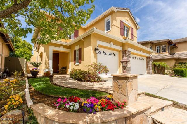 623 Camino Del Lago, Newbury Park, CA 91320 (#219006180) :: Paris and Connor MacIvor