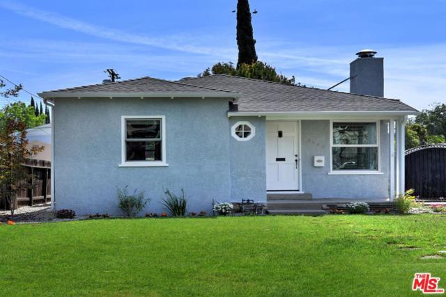 4440 Cedros Avenue, Sherman Oaks, CA 91403 (#19469030) :: Paris and Connor MacIvor