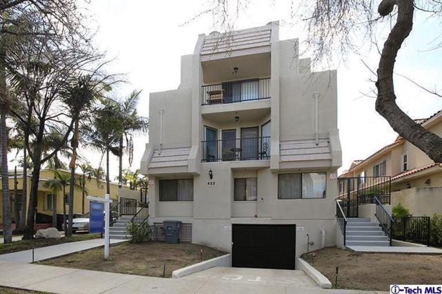 422 Hawthorne Street #2, Glendale, CA 91204 (#319002036) :: TruLine Realty
