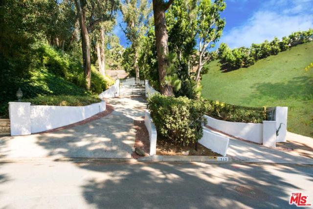 1242 Lago Vista Drive, Beverly Hills, CA 90210 (#19469098) :: PLG Estates