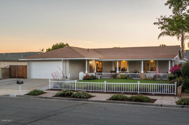 1665 Eagle Peak Avenue, Simi Valley, CA 93063 (#219006204) :: Paris and Connor MacIvor