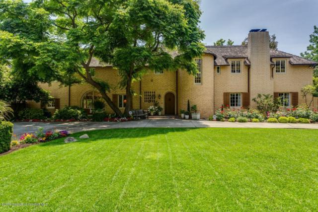 803 Columbia Street, South Pasadena, CA 91030 (#819002381) :: Paris and Connor MacIvor
