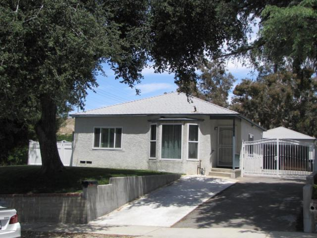 8561 Kyle Street, Sunland, CA 91040 (#819002383) :: Paris and Connor MacIvor