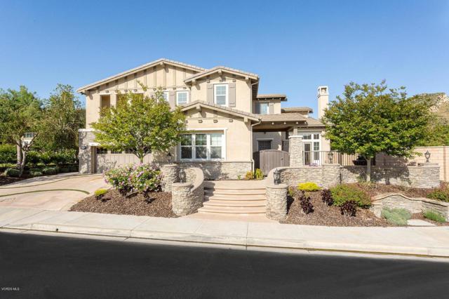 4224 Copperstone Lane, Simi Valley, CA 93065 (#219006217) :: Paris and Connor MacIvor