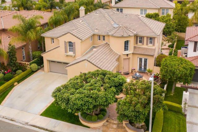 26839 Chaucer Place, Stevenson Ranch, CA 91381 (#819002385) :: Paris and Connor MacIvor
