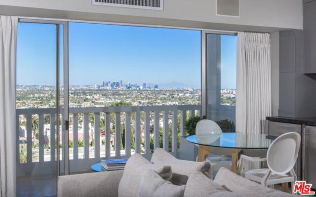 999 N Doheny Drive #808, West Hollywood, CA 90069 (#19466490) :: PLG Estates