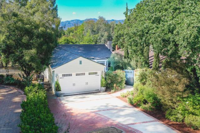 846 Lyndon Street, South Pasadena, CA 91030 (#819002388) :: Paris and Connor MacIvor