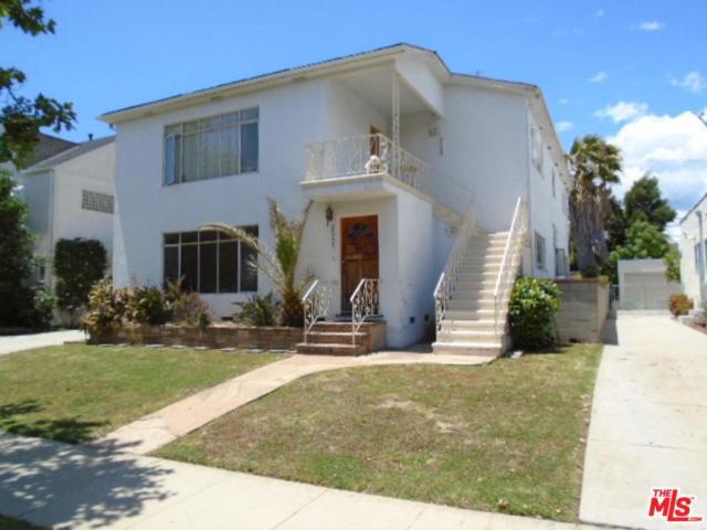 1247 S Sycamore Avenue, Los Angeles (City), CA 90019 (#19469470) :: Paris and Connor MacIvor