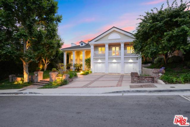 9828 Gloucester Drive, Beverly Hills, CA 90210 (#19468558) :: Paris and Connor MacIvor