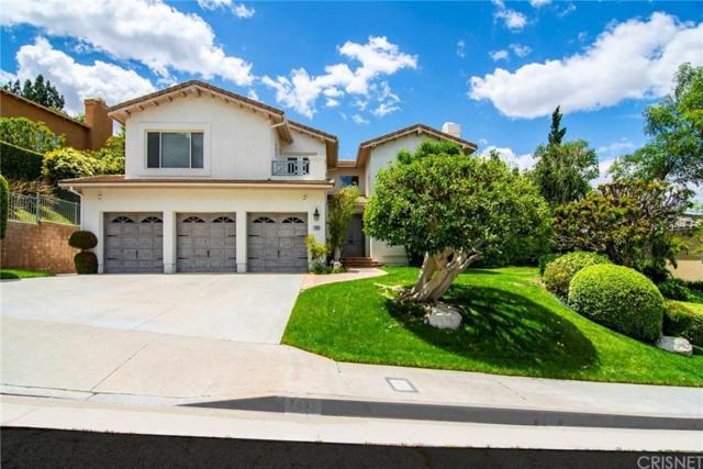 7439 Dorie Drive, West Hills, CA 91307 (#SR19120190) :: Paris and Connor MacIvor