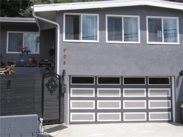 908 Mira Valle Street, Monterey Park, CA 91754 (#SR19120290) :: The Agency