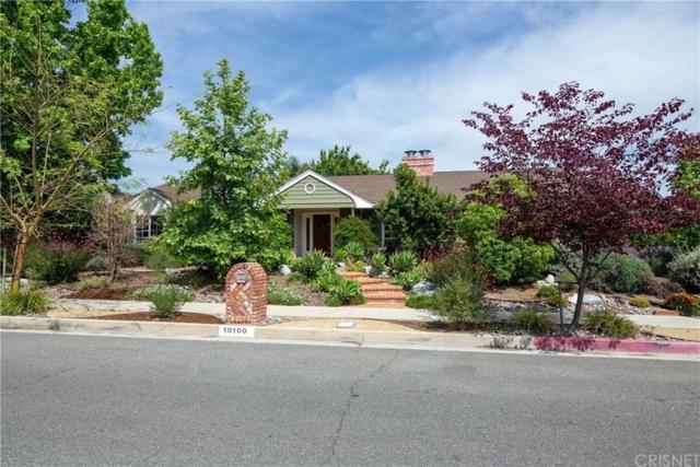 10100 Vanalden Avenue, Northridge, CA 91324 (#SR19119822) :: The Agency