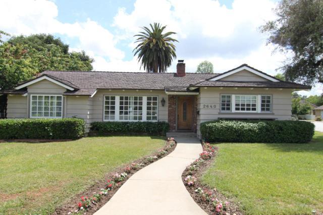 2640 San Pasqual Street, Pasadena, CA 91107 (#819002391) :: Paris and Connor MacIvor