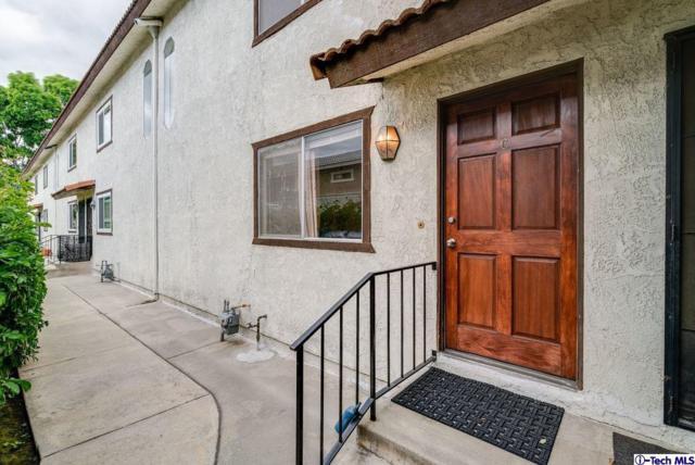 509 W Duarte Road C, Monrovia, CA 91016 (#319002043) :: The Agency
