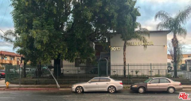 9012 Columbus Avenue, North Hills, CA 91343 (#19469728) :: Golden Palm Properties