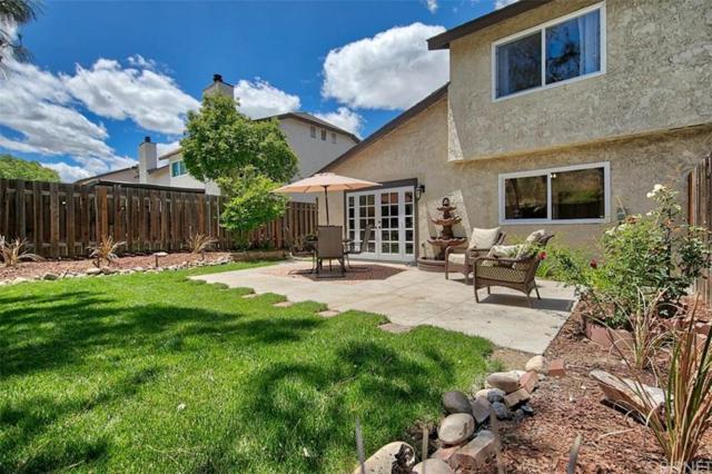 16910 Shinedale Drive, Canyon Country, CA 91387 (#SR19120700) :: Paris and Connor MacIvor