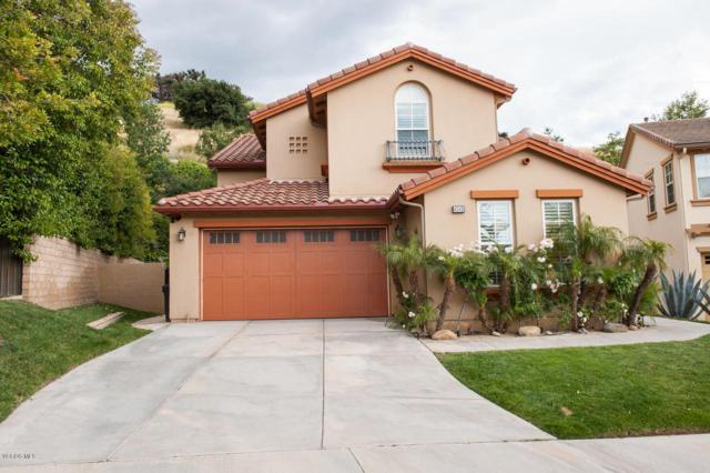 4548 Cielo Circle, Calabasas, CA 91302 (#219006257) :: Lydia Gable Realty Group