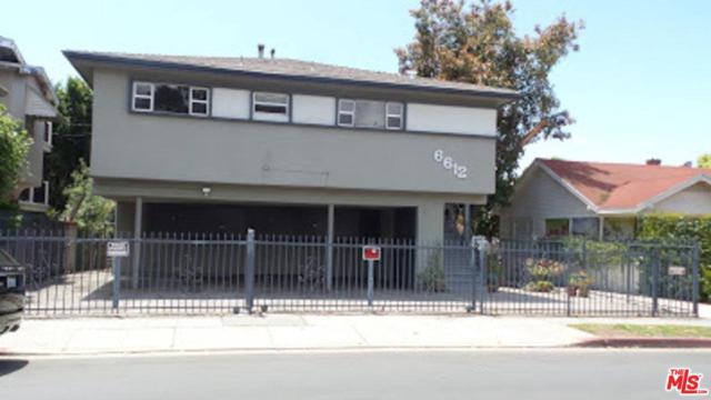 6612 W De Longpre Avenue, Los Angeles (City), CA 90028 (#19469580) :: Paris and Connor MacIvor