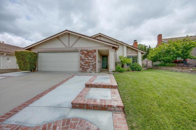 515 Blackhawk Drive, Newbury Park, CA 91320 (#219006292) :: Paris and Connor MacIvor