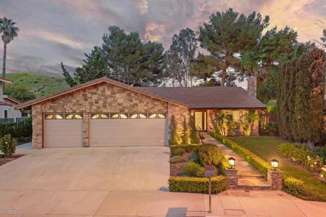 6136 Landino Drive, Westlake Village, CA 91362 (#219006300) :: Paris and Connor MacIvor