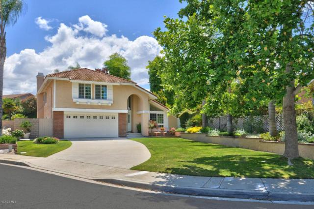 384 Continental Court, Newbury Park, CA 91320 (#219006311) :: Paris and Connor MacIvor