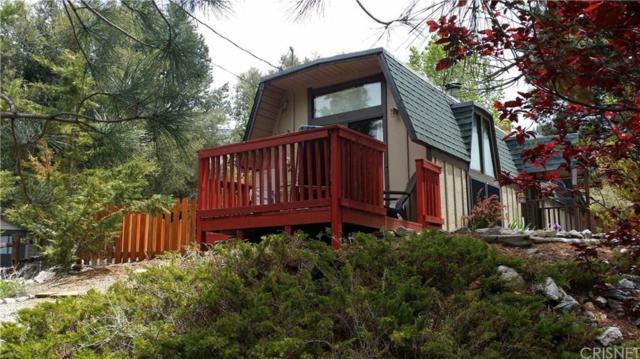 2212 Maplewood Way, Pine Mountain Club, CA 93222 (#SR19118898) :: Golden Palm Properties