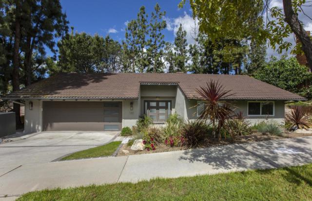 5815 Briartree Drive, La Canada Flintridge, CA 91011 (#819002410) :: Paris and Connor MacIvor